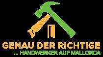 Genau der Richtige – Handwerker auf Mallorca Logo