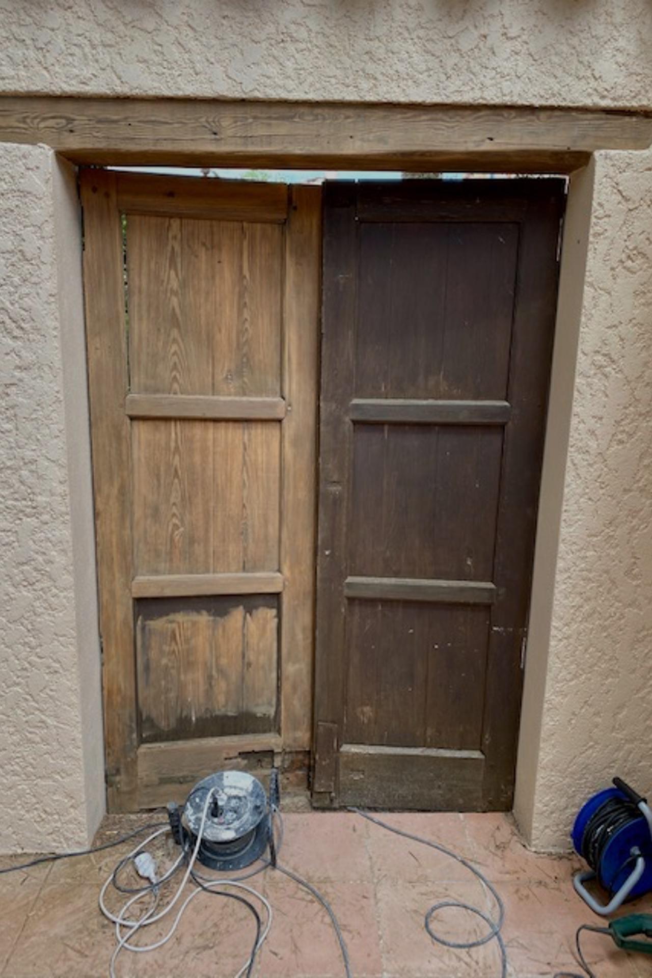 Türen abschleifen Mallorca